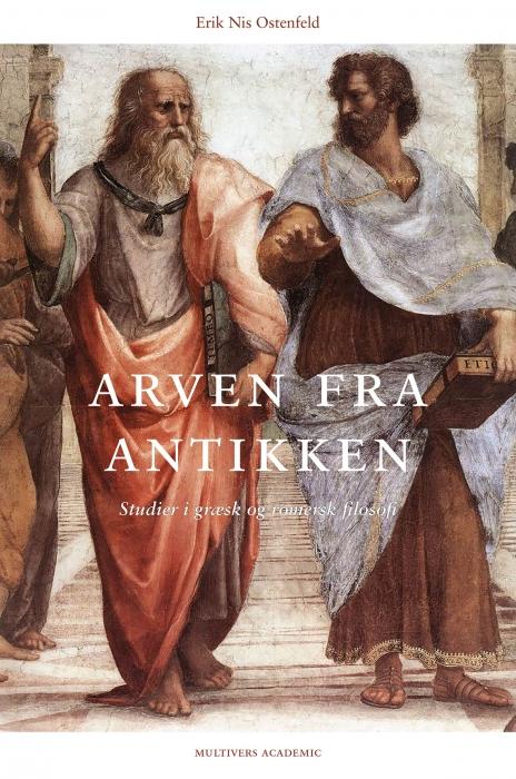 Image of   Arven fra Antikken (Bog)