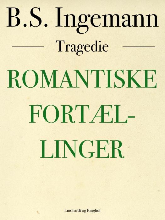 Image of Romantiske fortællinger (E-bog)