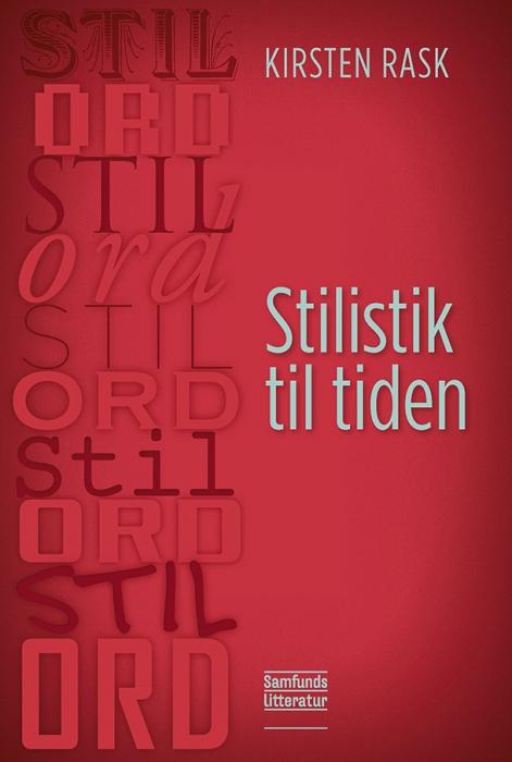 Image of   Stilistik til tiden (E-bog)