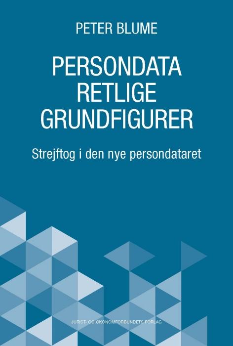 Persondataretlige grundfigurer (E-bog)
