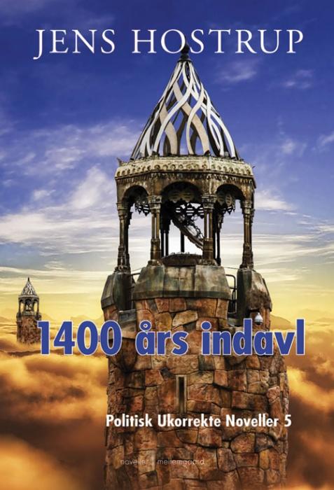 Image of   1400 års indavl - Politisk ukorrekte noveller 5 (Bog)