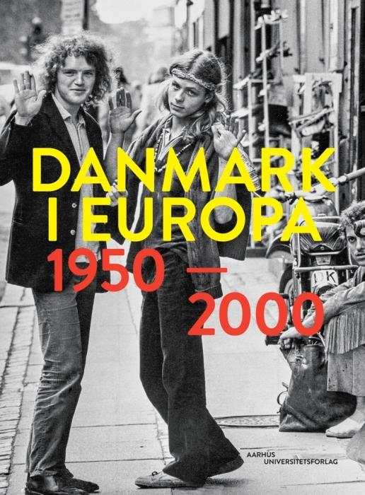 Image of   Danmark i Europa (Bog)