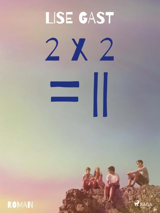 Image of   2 X 2 = II (E-bog)