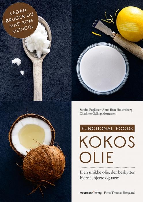 Billede af Kokosolie (Bog)