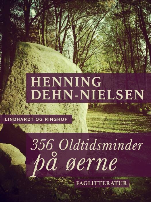 Image of   356 Oldtidsminder på øerne (E-bog)