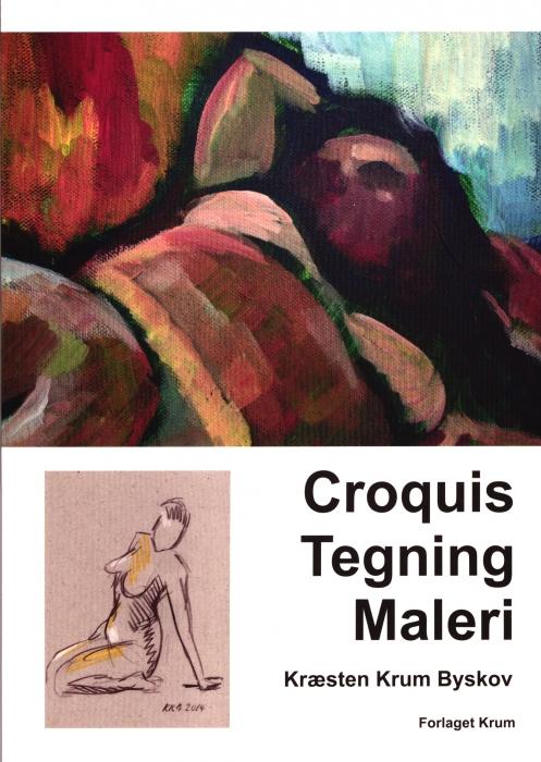 Image of   Croquis Tegning Maleri (Bog)