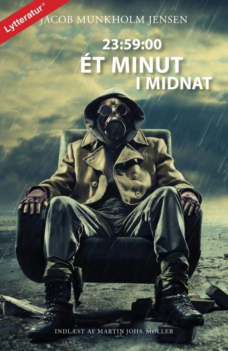 Image of   23:59:00 Ét minut i midnat (Lydbog)