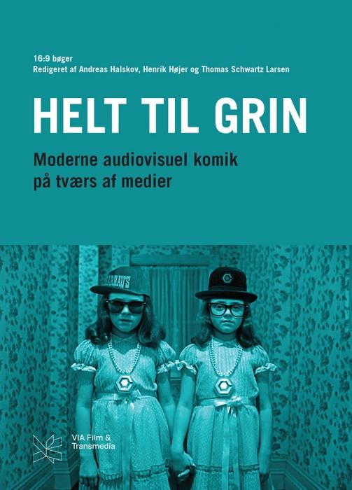 Image of Helt til grin (Bog)