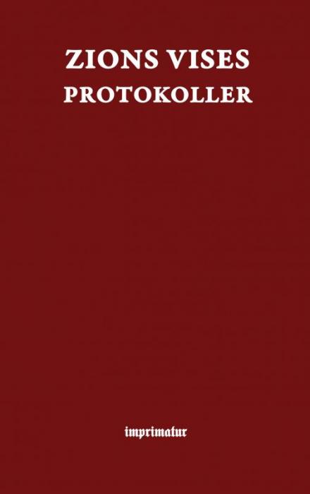 Image of Zions Vises Prokokoller (Bog)