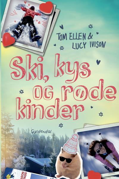 Ski, kys og røde kinder (Lydbog)