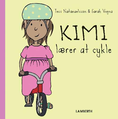 Kimi lærer at cykle (Bog)