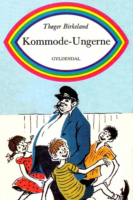 Kommode-ungerne (E-bog)
