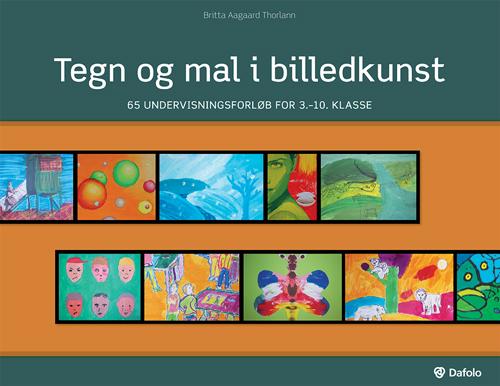 Tegn og mal i billedkunst (E-bog)