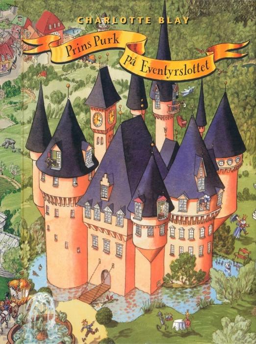 Prins Purk på Eventyrslottet (E-bog)