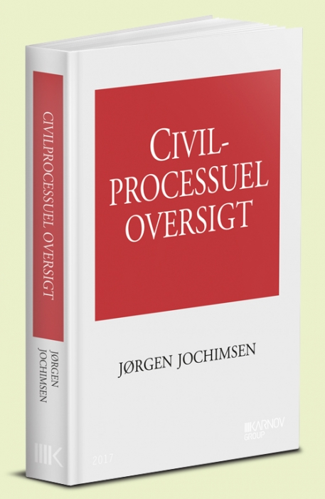 Civilprocessuel oversigt (Bog)