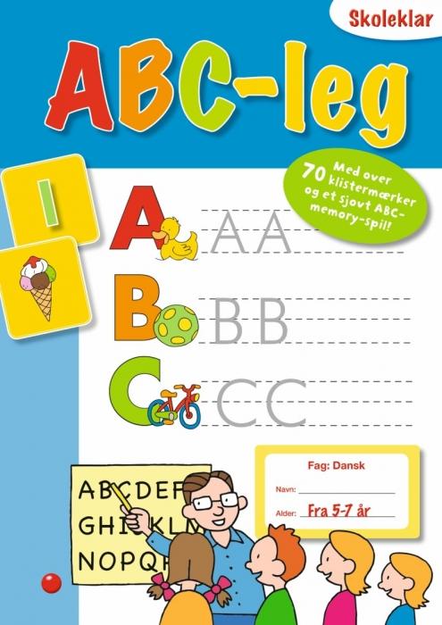Image of   ABC-leg (Bog)
