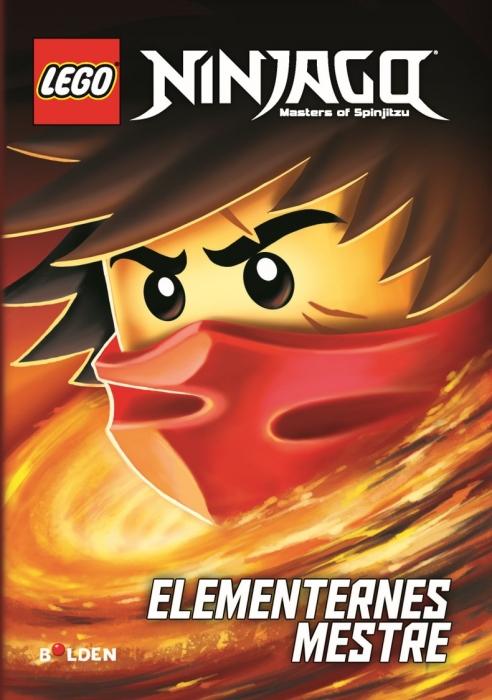LEGO Ninjago: Elementernes mestre (Bog)