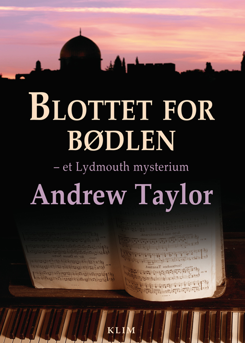 Image of Blottet for bødlen (Lydbog)