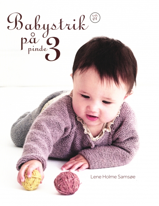 Image of   Babystrik på pinde 3 (Bog)