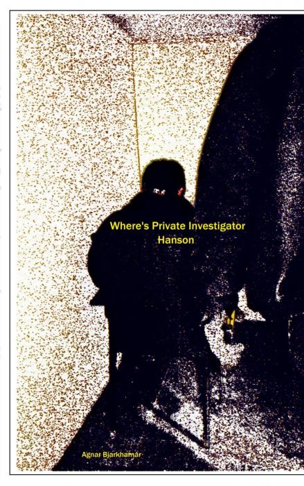 Image of Wheres Private Investigator Hanson (Bog)