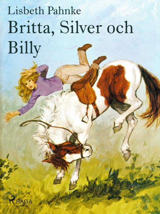Britta, Silver och Billy (Lydbog)
