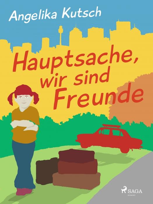 Image of Hauptsache, wir sind Freunde (E-bog)