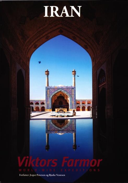 Image of   Akademisk Rejseguide til Iran (Bog)