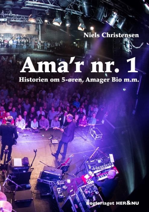 Image of   Ama´r nr. 1 (Bog)