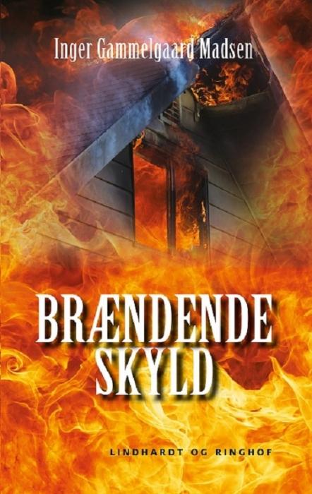 Image of   Brændende skyld (Bog)