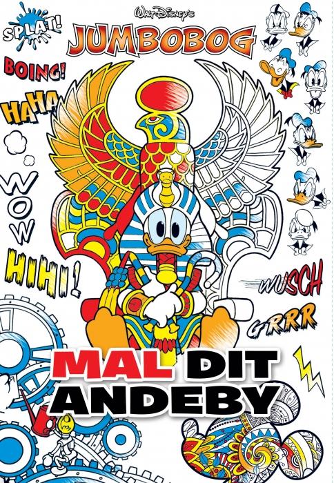 MAL DIT ANDEBY (Bog)