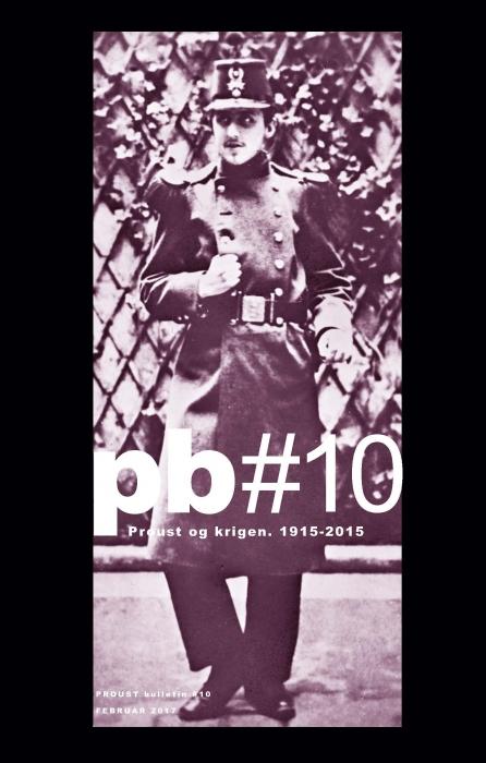 Proust Bulletin no. 10 (PB 10) (Bog)