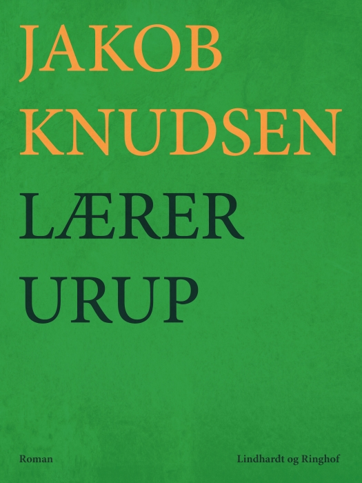 Lærer Urup (E-bog)