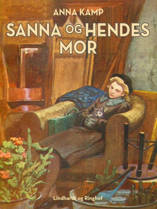 Image of Sanna og hendes mor (E-bog)
