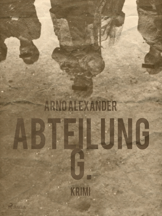 Image of   Abteilung G. (E-bog)