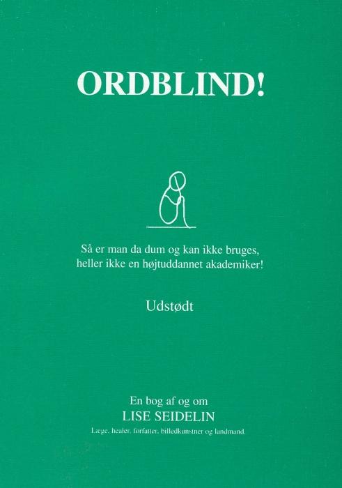Ordblind! (E-bog)