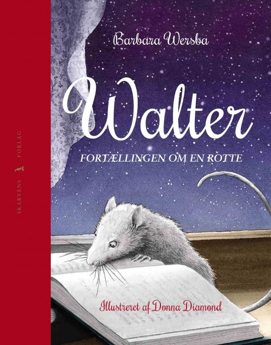 Walter  -  Fortællingen om en rotte (Bog)