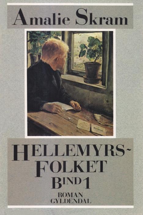 Image of Hellemyrsfolket: for første gang i Amalie Skrams egen retskrivning (E-bog)