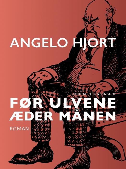 Image of Før ulvene æder månen (E-bog)