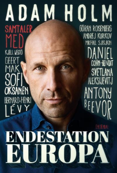 Image of Endestation Europa (Lydbog)