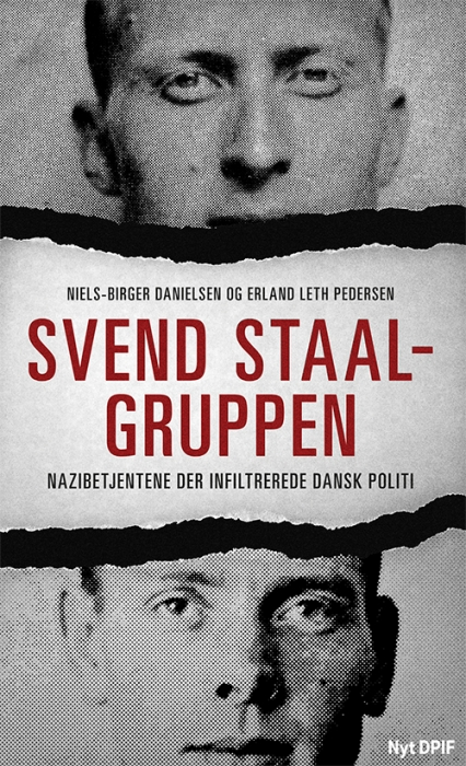 Image of   Svend Staal-gruppen (Bog)