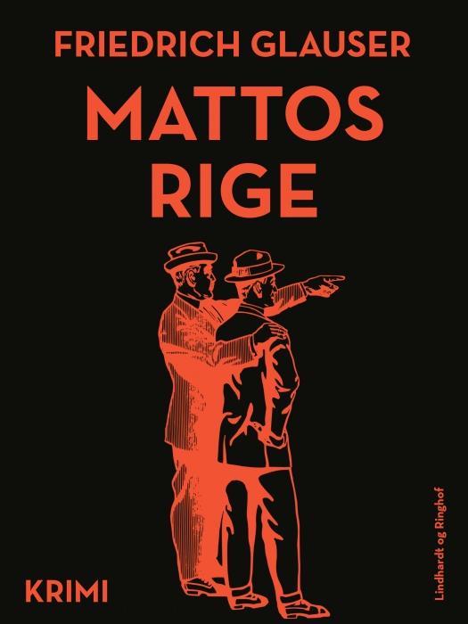 Mattos rige (E-bog)