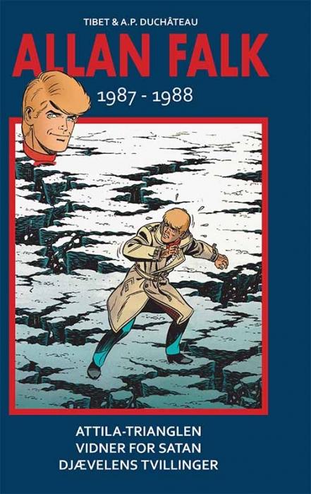 Image of   Allan Falk 1987-1988 (Bog)