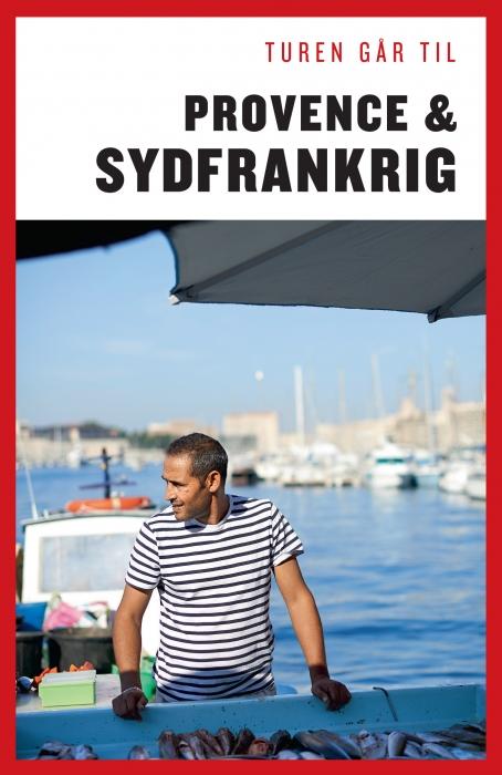 Turen går til Provence & Sydfrankrig  (E-bog)