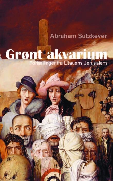 Image of Grønt akvarium (Bog)
