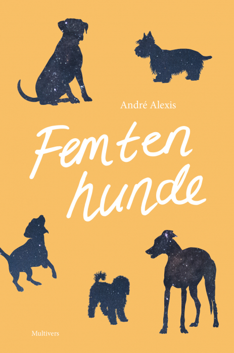 Image of Femten hunde (Bog)
