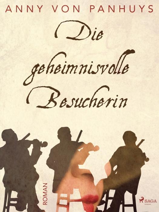 Image of Die geheimnisvolle Besucherin (E-bog)