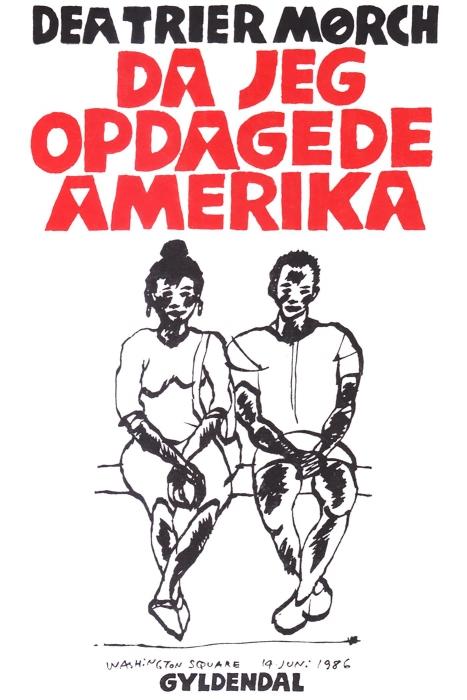 Image of   Da jeg opdagede Amerika (E-bog)