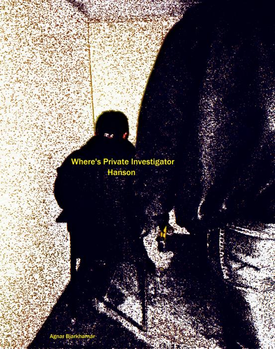 Image of Wheres Private Investigator Hanson (E-bog)