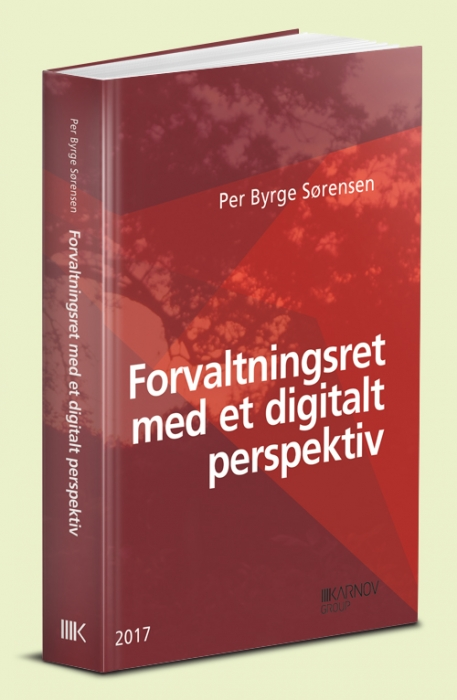 Forvaltningsret med et digitalt perspektiv (Bog)