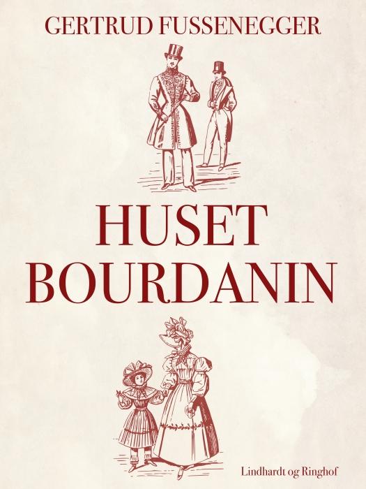 Image of   Huset Bourdanin (E-bog)